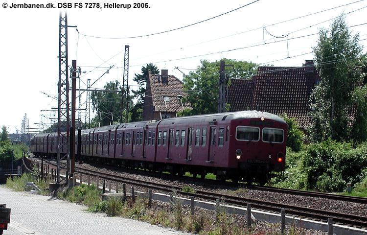 DSB FS 7278