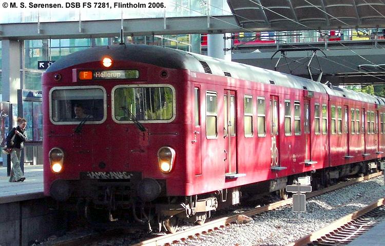 DSB FS 7281