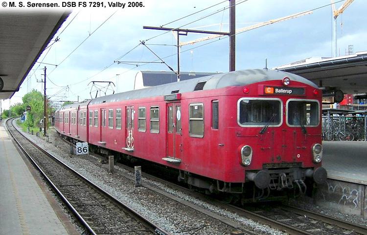 DSB FS 7291