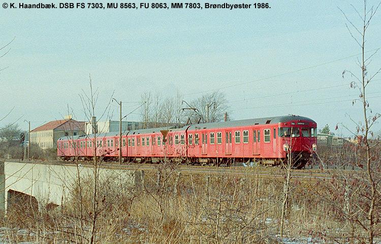 DSB FS 7303