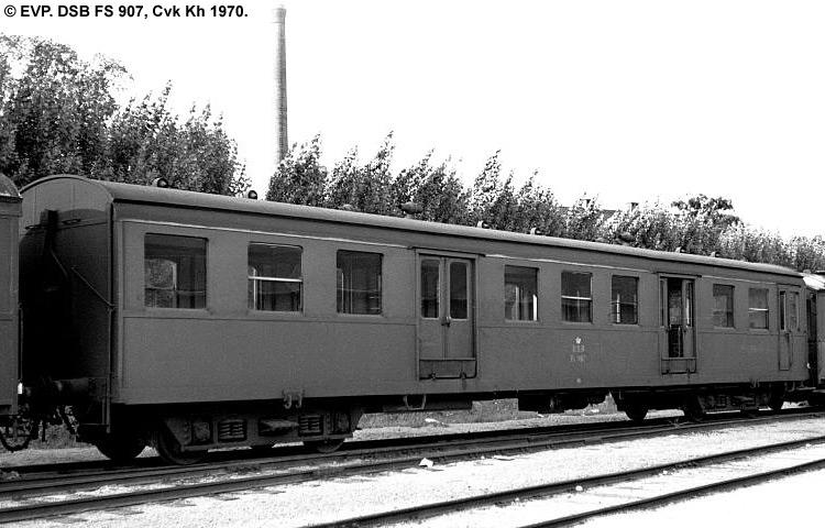 DSB FS 907
