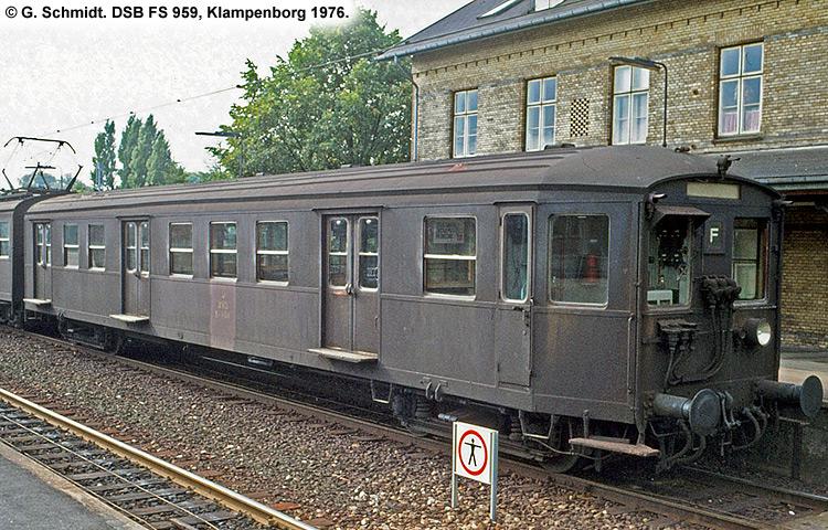 DSB FS 959