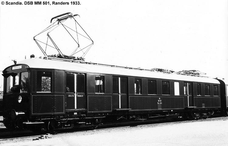 DSB MM 701