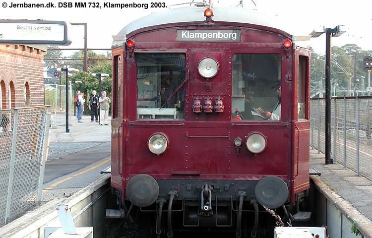 DSB MM 732