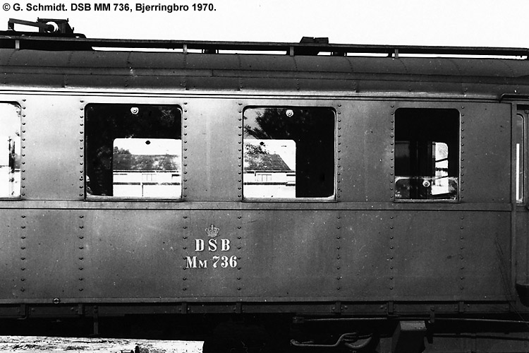 DSB MM 736