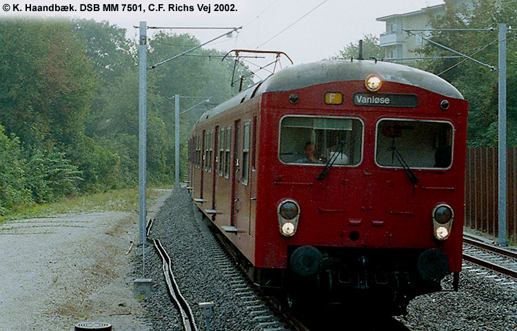 DSB MM 7501