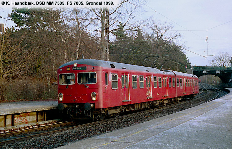 DSB MM 7505