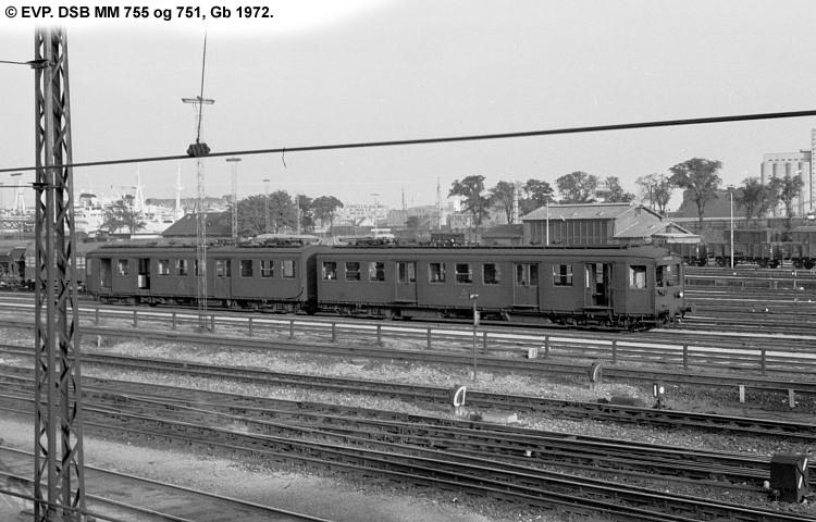DSB MM 755