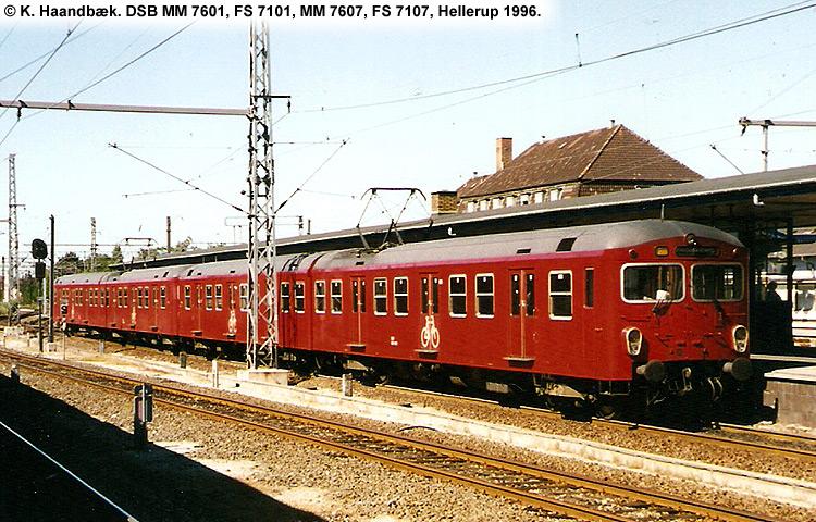 DSB MM 7601