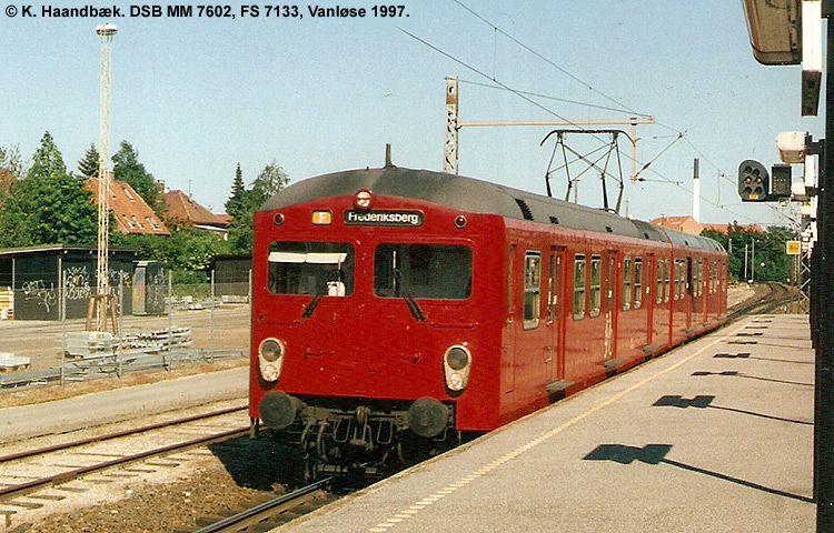 DSB MM 7602