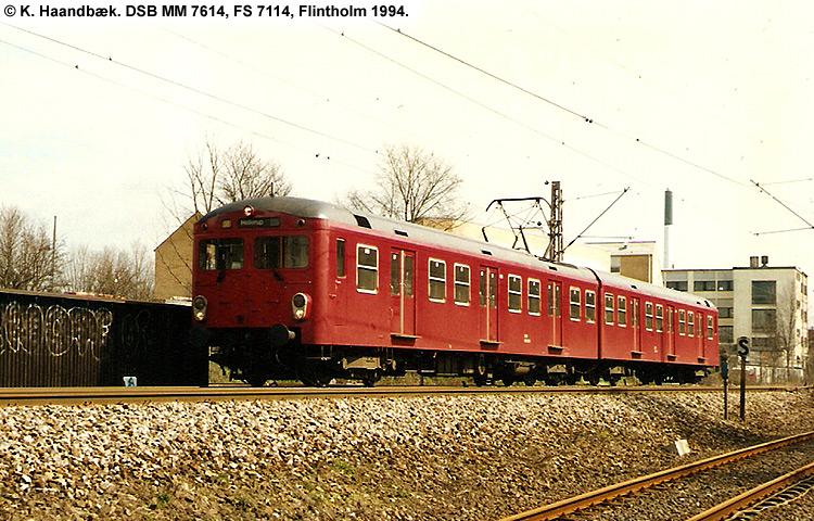 DSB MM 7614