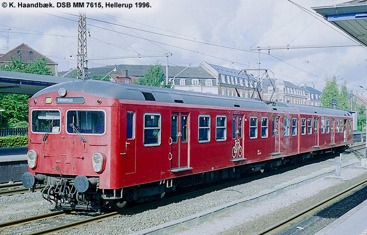 DSB MM 7615