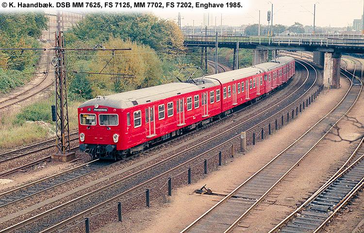 DSB MM 7625