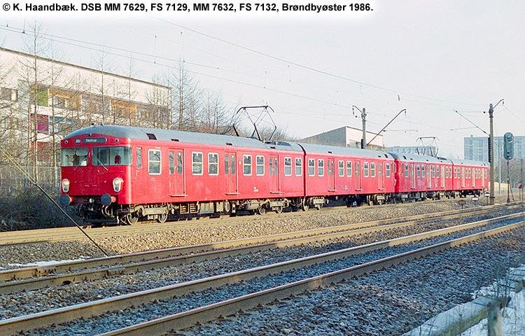 DSB MM 7629