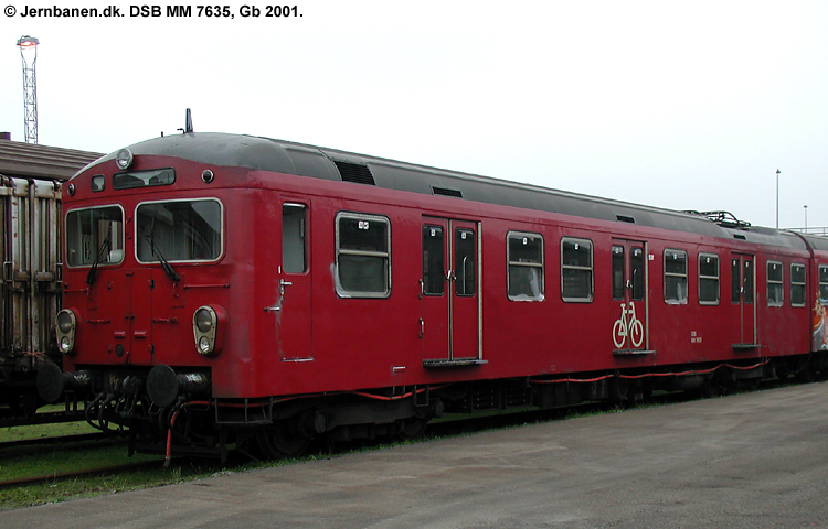 DSB MM 7635