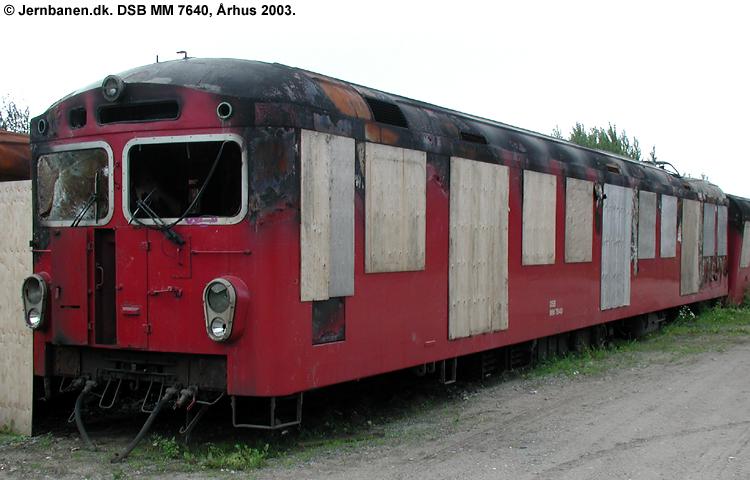 DSB MM 7640