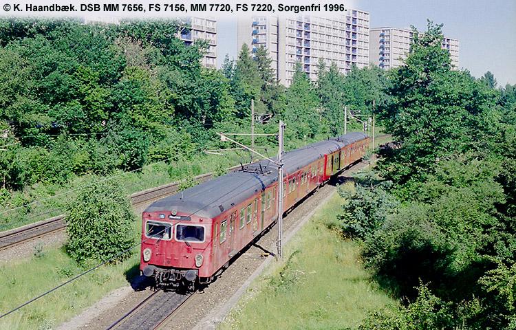 DSB MM 7656