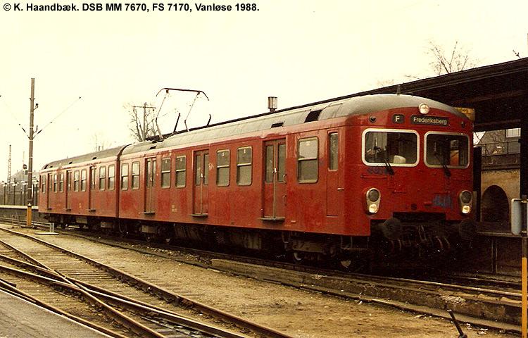 DSB MM 7670