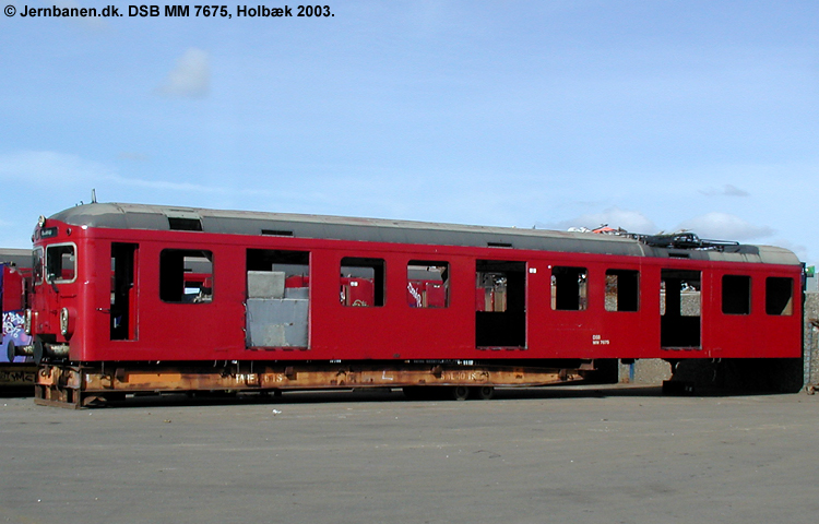 DSB MM 7675