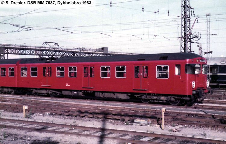 DSB MM 7687