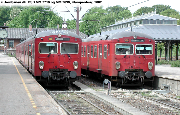 DSB MM 7710