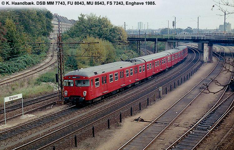 DSB MM 7743