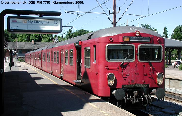 DSB MM 7750