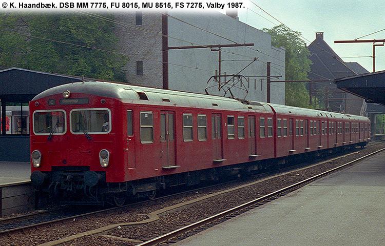 DSB MM 7775