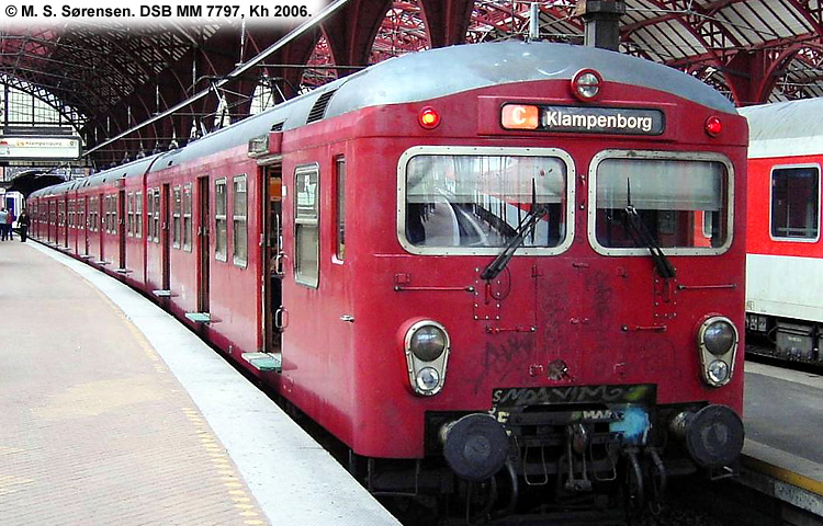 DSB MM 7797