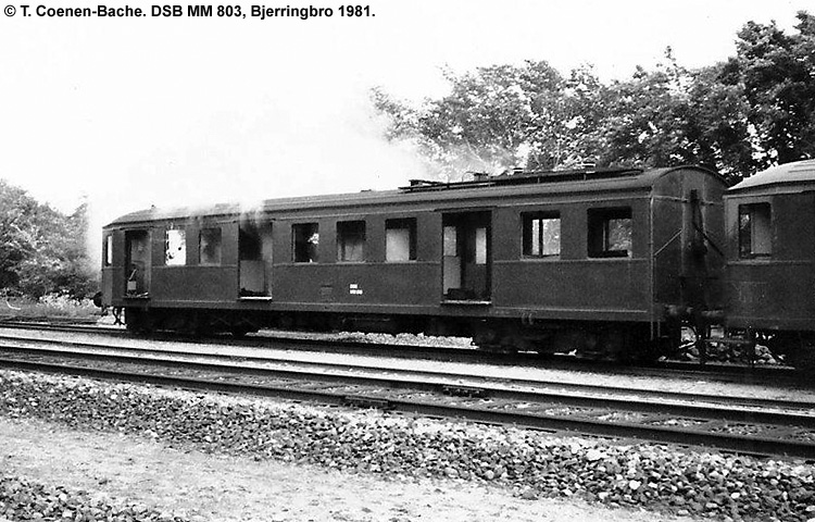 DSB MM 803