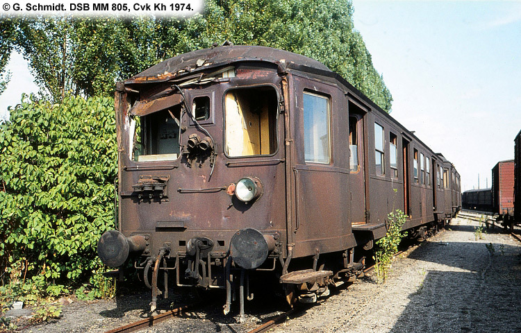 DSB MM 805
