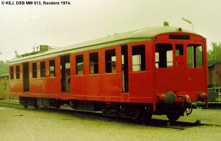 DSB MM 813
