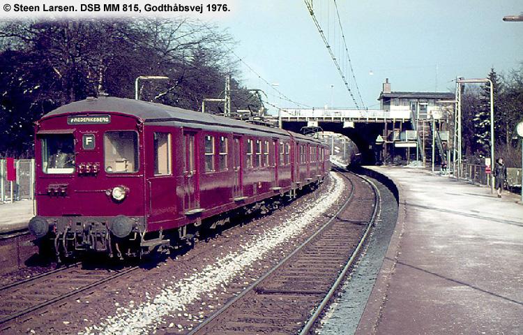 DSB MM 815