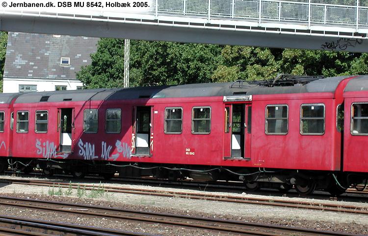 DSB MU 8542