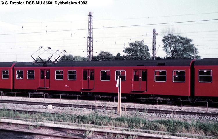 DSB MU 8550