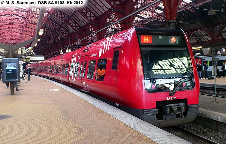 DSB SA 8103