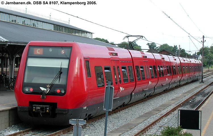 DSB SA 8107