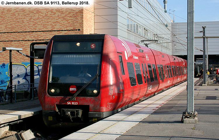 DSB SA 8113
