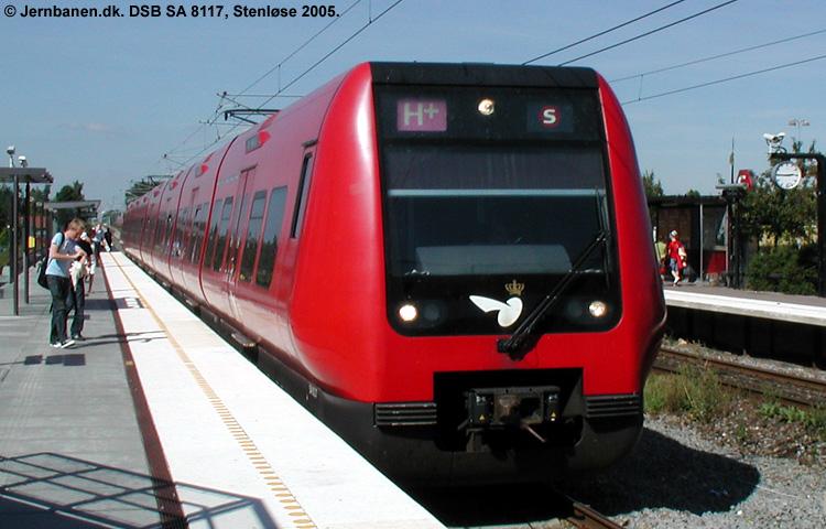 DSB SA 8117
