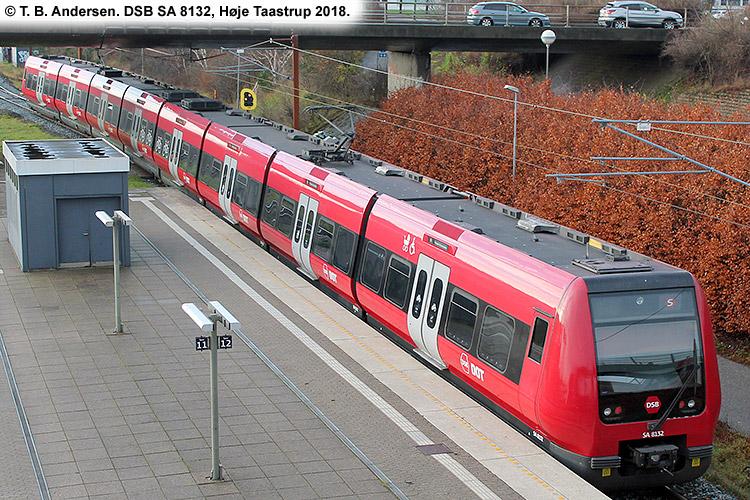 DSB SA 8132