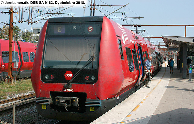 DSB SA 8163