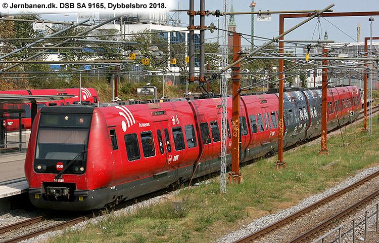 DSB SA 8165
