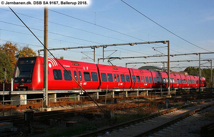 DSB SA 8167