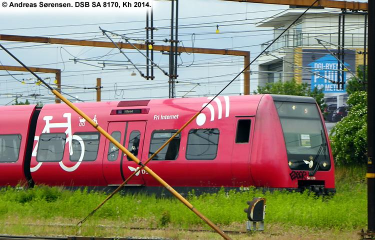 DSB SA 8170