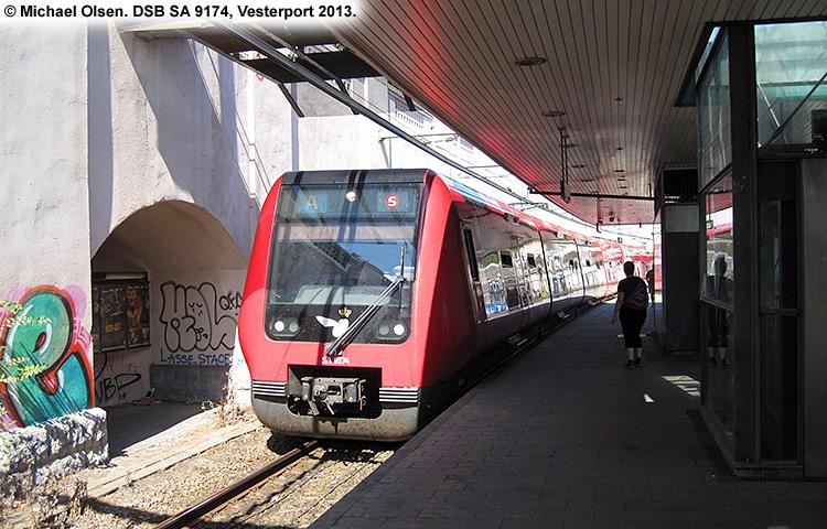DSB SA 8174