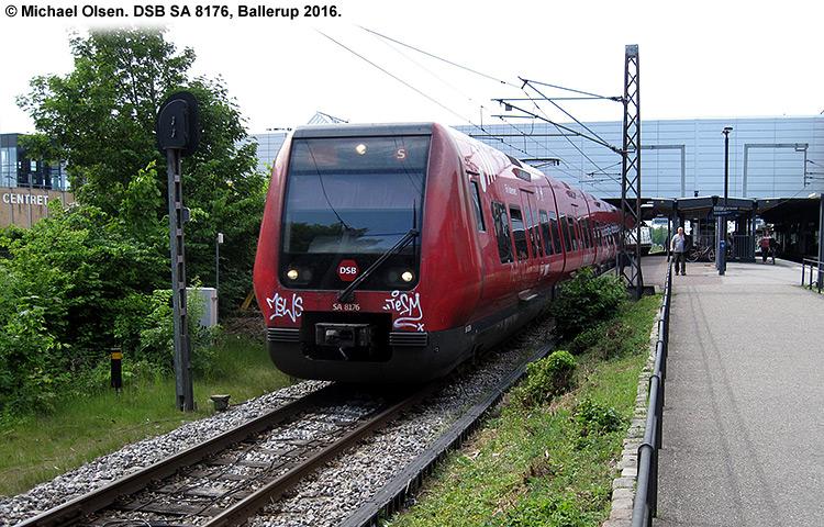 DSB SA 8176