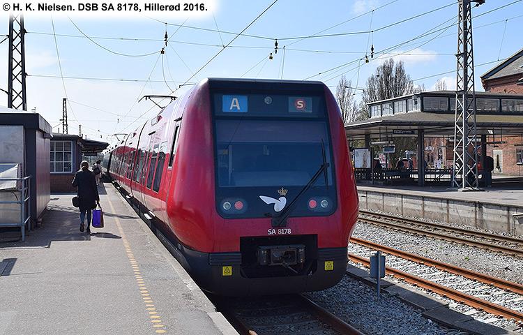 DSB SA 8178
