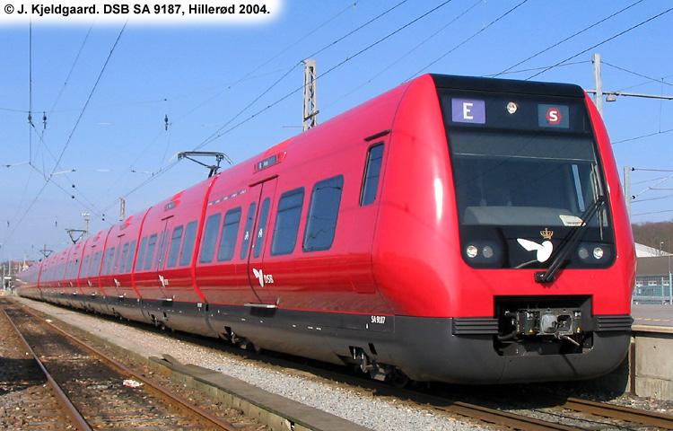 DSB SA 8187