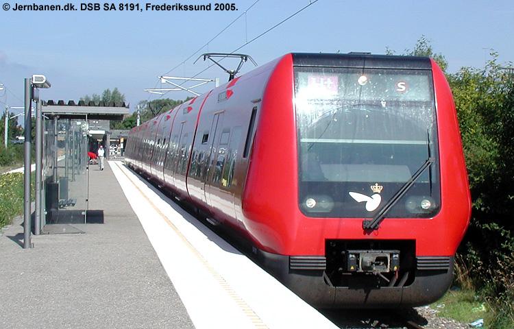 DSB SA 8191