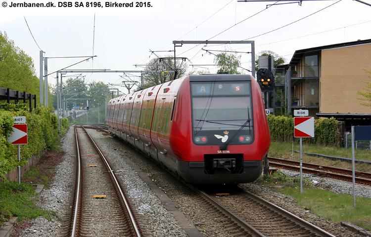 DSB SA 8196